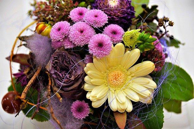 řezaná kytice
